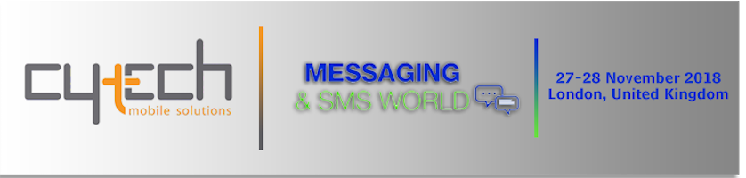 What to expect from Cytech at Messaging & SMS World 2018