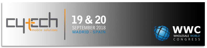 Meet Cytech Mobile at WWC 2018 in Madrid